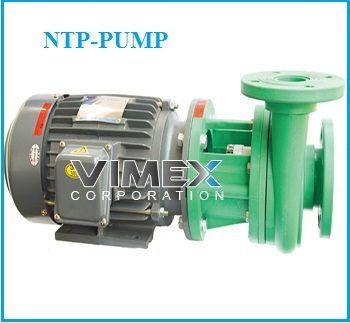 Bơm hóa chất NTP UVP280-115 20