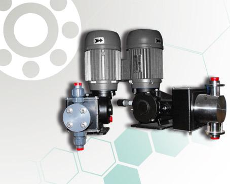 Bơm định lượng hóa chất Injecta TP25064C