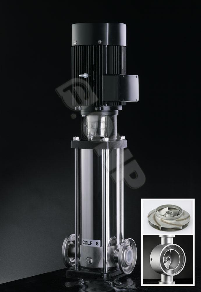 Bơm trục đứng CNPCDLF 8 - 16