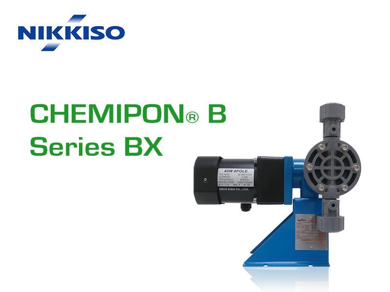 Bơm định lượng hóa chất Nikkiso BX01