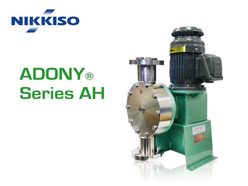 Bơm định lượng hóa chất Nikkiso AHB52